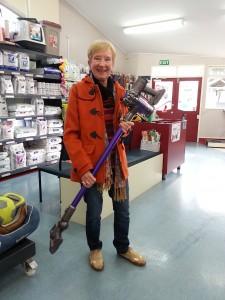 Dyson Winner Mrs Lea HVL