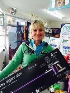 Dyson Winner Renai Hart July 15